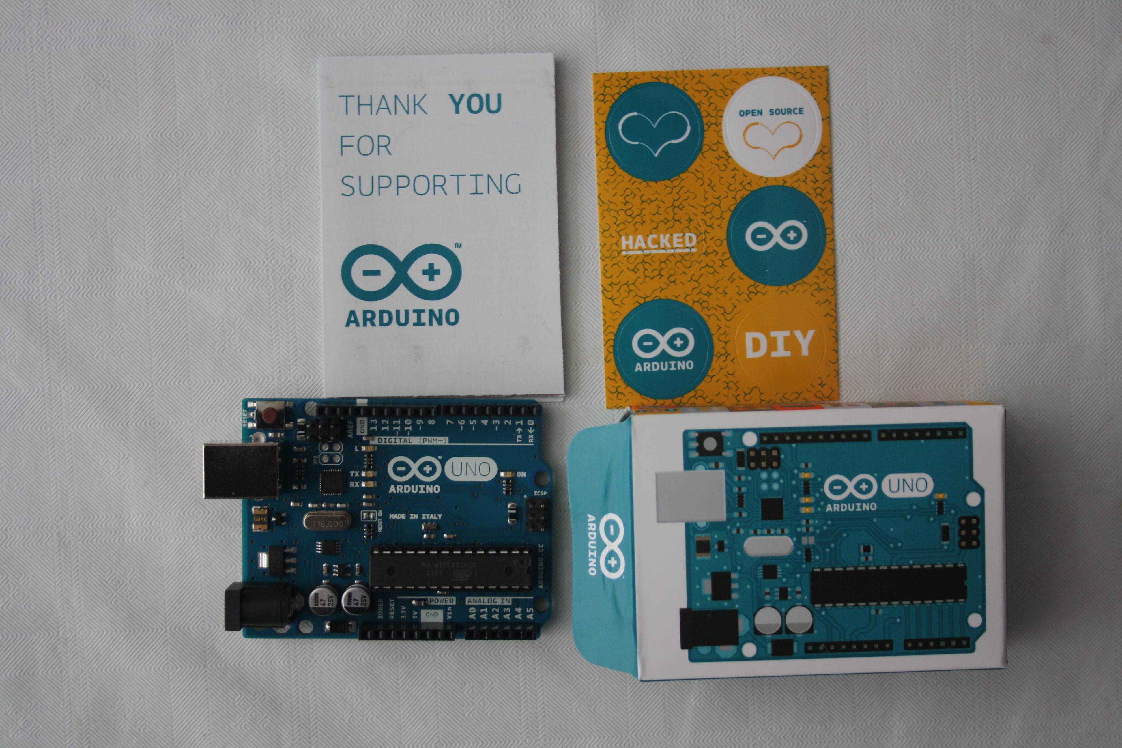 Arduino starter kit descripción y análisis